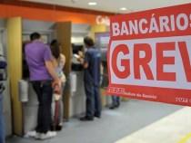 Greve dos bancários continua: sem acordo
