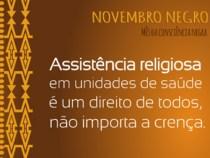 Pacientes internados tem direito a assistência religiosa