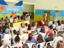 Eco Teens lançado pela Escola Edivanda Maria Teixeira