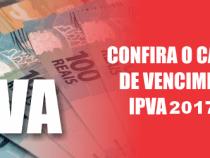 SEFAZ divulga tabela do IPVA 2017: Redução de 5%