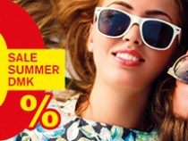 Sale summer DMK até 50% off