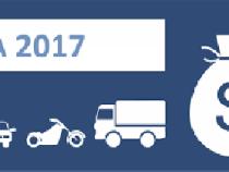 IPVA 2017 pode ser pago com 10% de desconto