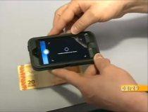 Usuários podem identificar notas falsas pelo celular
