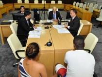 TJBA realiza coletiva com imprensa: crise no sistema prisional