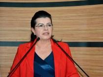 Lúcia Rocha quer mais atenção ao Distrito de Bate Pé