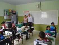 Secretário de Educação visita escolas da Zona Rural