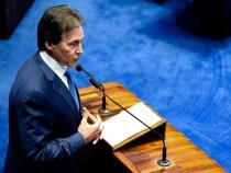 Eunício Oliveira promete gestão voltada para anseios da sociedade e interesses da nação