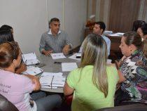 Secretaria de Administração se reúne com o Simmp
