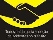 Campanha Maio Amarelo começa na próxima terça, 02