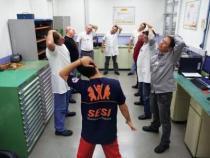 SESI condenado: estagiários de educação física sem supervisão