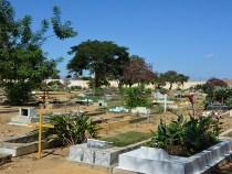 Cemitério do Kadija vai exumar 200 corpos