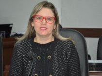 Viviane parabeniza agentes de saúde e de endemias