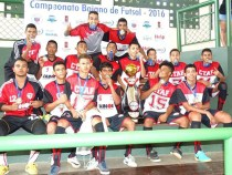 Equipe de Vitória da Conquista representa a Bahia