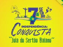 7 de Setembro: data cívica é celebrada com desfile em Vitória da Conquista