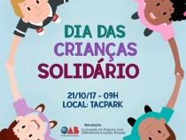OAB realiza Dia das Crianças Solidário