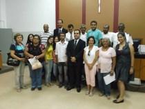 Conselho Penal realiza homenagens a veteranos da instituição