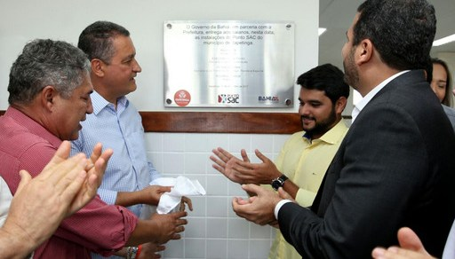 Itapetinga ganha Ponto SAC em comemoração a aniversário de emancipação