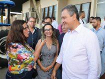 Governador Rui Costa assina protocolo da Policlínica Regional de Saúde