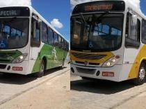 Linhas especiais de onibus atendem seleção da educação neste domingo