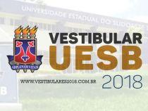 Vestibular UESB 2018: locais de prova