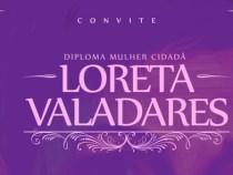 Sessão Solene da Câmara homenageia mulheres com Prêmio Loreta Valadares
