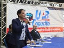 Capacitação promovida pela UPB lota auditório em Vitória da Conquista