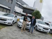 VIABAHIA entrega novos veículos para a Polícia Rodoviária Federal (PRF)