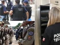 Governo concedeu R$ 95 mi em prêmios para policiais que reduziram criminalidade