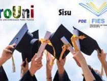 SISU divulga lista dos estudantes selecionados