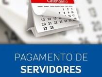 Servidores municipais e estaduais recebem salários nesta quarta, 27