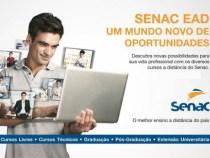71% dos alunos do Senac EAD concluem cursos técnicos inseridos no mercado