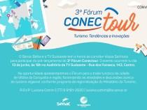 SENAC realiza o 3º Forum Conectour no auditório da TV Sudoeste