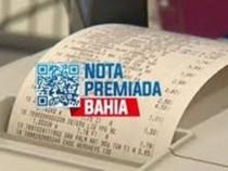Nota Premiada Bahia apoia 378 instituições do interior