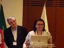 Em Portugal, enfermeira do HGRS é premiada por trabalho sobre violência obstétrica