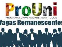Inscrições para bolsas remanescentes do ProUni podem ser realizadas a partir de 5 de agosto