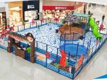 """Boulevard Shopping recebe """"Os Piratinhas do Fundo do Mar"""""""