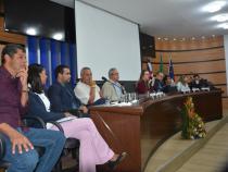 Câmara recebe sindicalistas para discutir reajustes dos servidores de Conquista