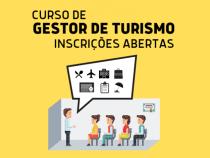 Curso Gestor de Turismo ultrapassa a marca dos 10 mil alunos