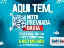 Salvador concentra maior número de participantes da Nota Premiada Bahia