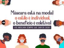 As máscaras estão em alta na moda: se precisar de sair de casa, use máscaras