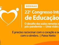 Congresso Internacional de Educação da LBV discute a saúde mental na pandemia