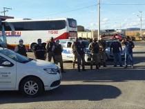 ANTT, PM e AGERBA apreendem 04 veículos clandestinos em Guanambi