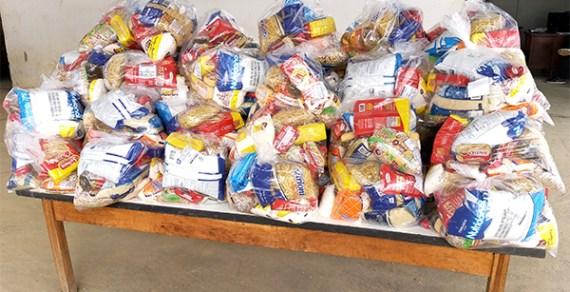Conquista: Estudantes da rede pública recebem 2ª remessa de alimentação