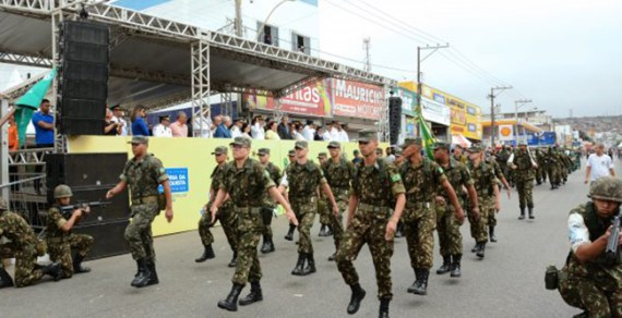 Cancelados os desfiles de 07 de setembro em Vitória da Conquista: prevenção Covid