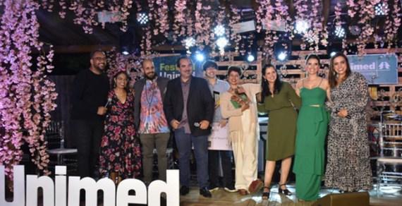 Ana Barroso, Geci Brito, Dan Karuna e Ricardo Felipe Rosada vencem festival