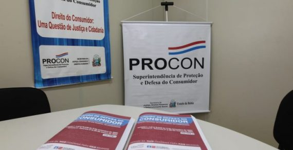 Procon volta a funcionar no interior com agendamento pelo SAC Digital