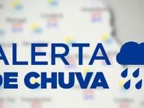 Previsão de chuvas: INEMA divulga estado de alerta em Vitória da Conquista