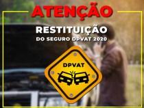 Restituição do DPVAT: Mais de 900 mil proprietários de veículos já solicitaram