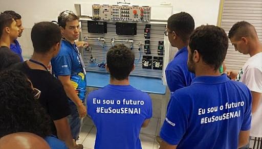 SENAI oferece 1680 vagas para cursos de qualificação profissional