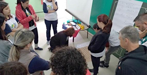 Projeto do IEE volta à Bahia para capacitar profissionais da educação